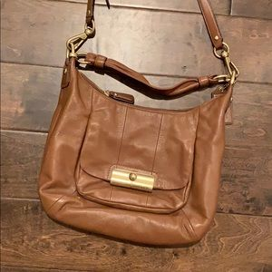 Coach Kristen hobo crossbody